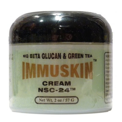 Nsc-24 Immunition Nutrition Supply - Nsc-24 Immuskin, 2 oz cream