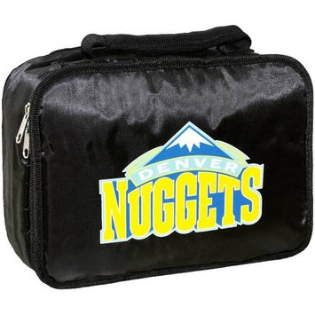 Denver Nuggets Black Lunch Box Concept One Accessories