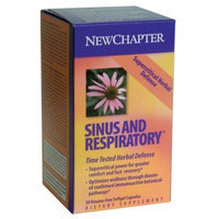 New Chapter Chapter Supercritical Sinus & Respiratory, 30 Softgels