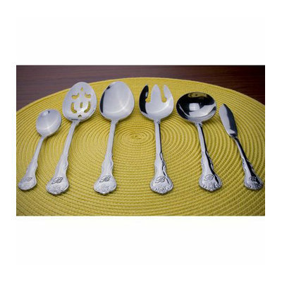 Sourcing Solutions 46-pc. Bouquet Personalized Flatware - Letter I