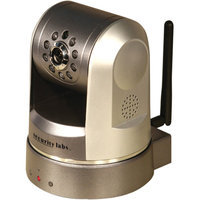 Security Labs WRLS PAN TILT IP CAM W IR SEYSLW163