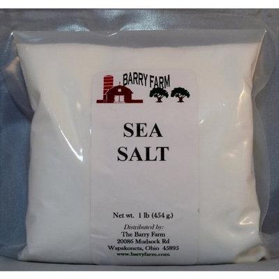 Barry Farm Sea Salt, 1 lb.