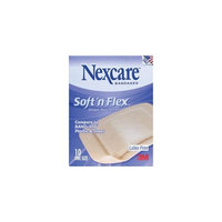 Nexcare Soft'n Flex Bandages (Large) 10 Ct