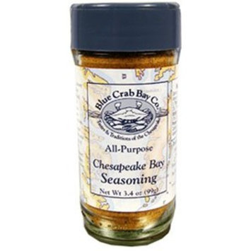 Blue Crab Bay Chesapeake Bay Shore Seasoning 3.4 oz jar
