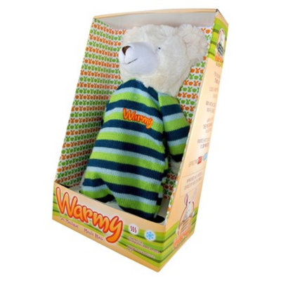 Magic Bag Warmy Blue Bear Warming & Ice Pack