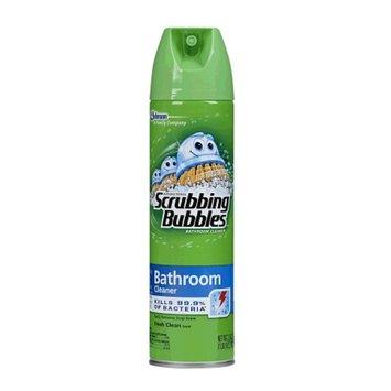 Scrubbing Bubbles Powerful Foam Fresh Clean