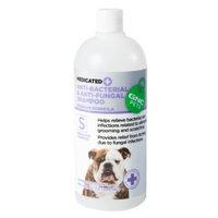 GNC Pets Medicated Anti-Bacterial and Anti-Fungal Shampoo