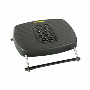 Safco Products Company Stress Buster Massaging Footrest