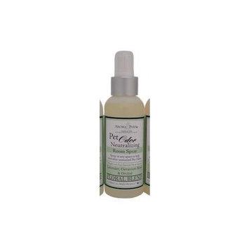 Aroma Paws Odor Room Spray, 4-Ounce, Floral
