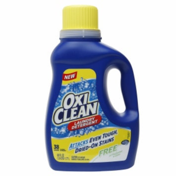 Oxiclean OxiClean Liquid Laundry Detergent, Perfume & Dye Free, 60 OZ