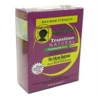 Jamaican Mango & Lime Jamaican Mango and Lime Transition Natural No More Relaxer Flat Iron Solution