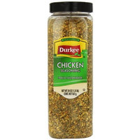 Durkee Chicken Seasoning, 20-Ounce Containers (Pack of 2)