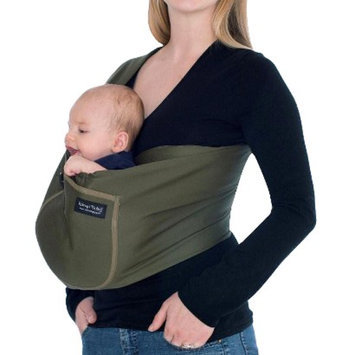 Karma Baby Organic Cotton Twill Baby Sling - Green - Size S