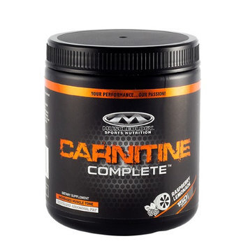 MUSCLEOLOGY Carnitine Complete, Raspberry Lemonade, 25 Servings