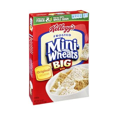 Kellogg's Frosted Mini Wheats Original Big Bite Cereal