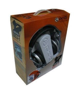 PCDJ UDJ1 USB Headphones BLUE VRM Software