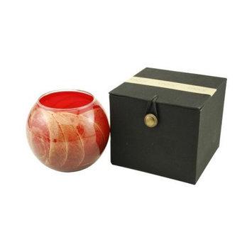 Cranberry Candle Globe By Cranberry Candle Globe