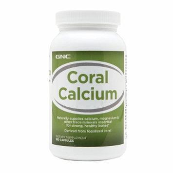 GNC Coral Calcium, Capsules, 180 ea