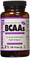 Bluebonnet Nutrition - BCAAs - 120 Vegetarian Capsules