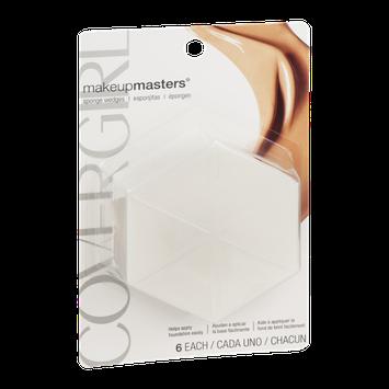 COVERGIRL Makeup Masters Sponge Wedges