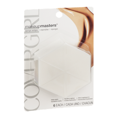 COVERGIRL Makeup Masters Sponge Wedges