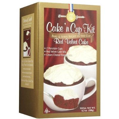 Dean Jacob's Dean Jacobs Red Velvet Cake 'N Cup Kit - 6.3 oz