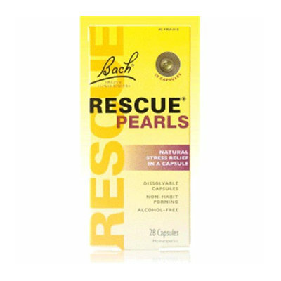 Bach Rescue Pearls 28 Ct