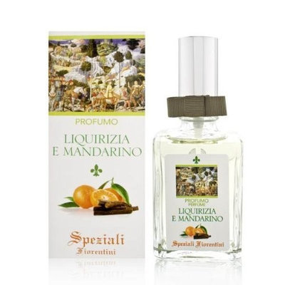 Speziali Fiorentini Bath/Shower Gel, Liquorice and Mandarin, 8.4 Ounce
