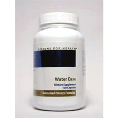 Designs for Health - Water Ease 100 Capsules Health and Beauty