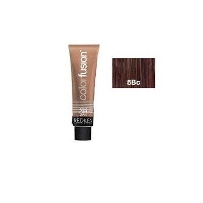 Redken Color Fusion Natural Fashion 5Bc Brown/Copper 2.1 oz.
