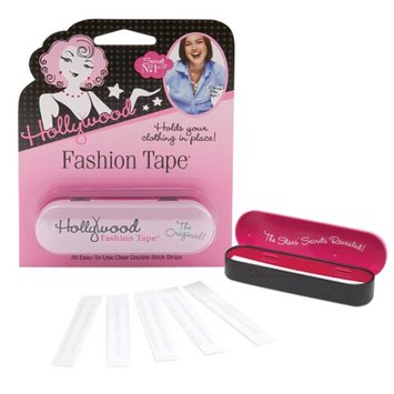 Hollywood Fashion Secrets Double-Stick Strips with Take Away Tin