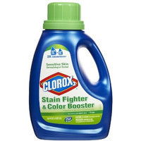 Clorox 2 Liquid Free and Clear Concentrated, 45.4 Ounce