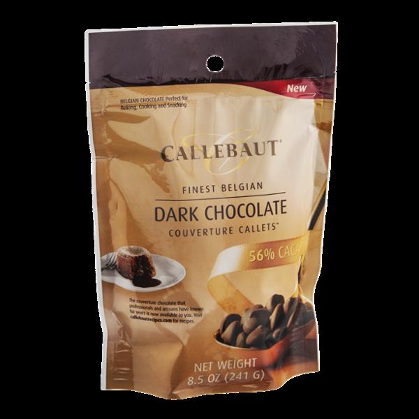 Callebaut Couverture Callets Dark Chocolate