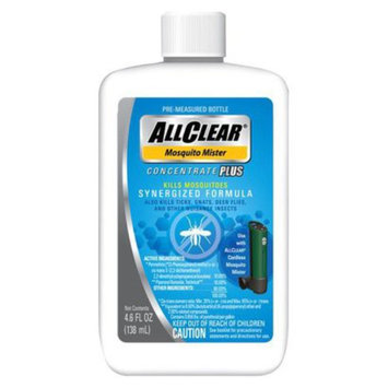 Universal Products 3-Pack AllClear Mosquito Mister Concentrate Plus