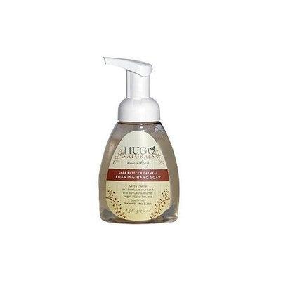 Hugo Naturals Foaming Hand Soap, Shea Butter and Oatmeal, 8.5-Ounce