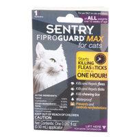SentryA FiproguardTM Max Flea & Tick Cat Treatment