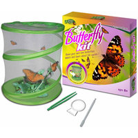 Fascinations Green Earth Butterfly Kit