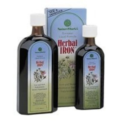Herbal Iron-Yeast Free (Manufacturer Out of Stock- NO ETA-) by Nature Works
