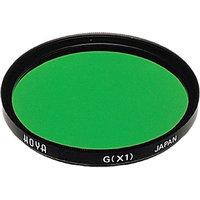 Hoya 52mm X1 Green HMC Lens Filter HEC0MD7BM-1607
