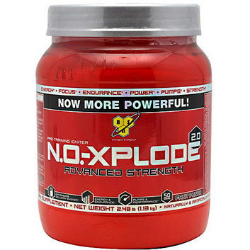 BSN Advanced Strength N.O.-Xplode 2.0 Fruit Punch Powder