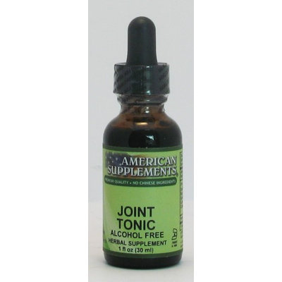 Joint Tonic Alcohol Free No Chinese Ingredients American Supplements 1 oz Liqui