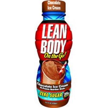 Unknown Labrada - Lean Body On the Go Hi-Protein Nutrition Shake RTD Chocolate Ice Cream - 14 oz.
