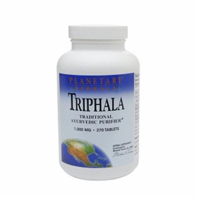 Planetary Herbals Triphala Traditional Ayurvedic Purifier 1000mg, Tablet, 270 tabs