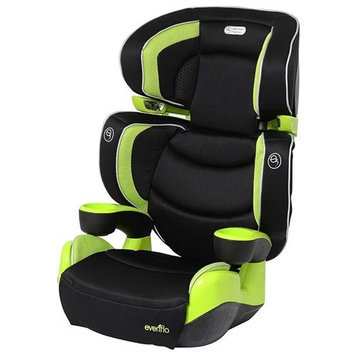 Evenflo RightFit Booster Car Seat - Luminosity