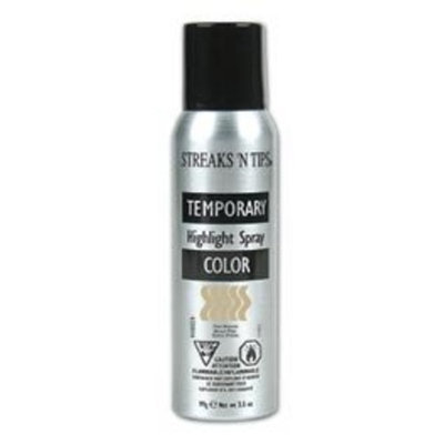 Streaks 'n Tips Streaks N Tips Temporary Highlight Spray Icy White