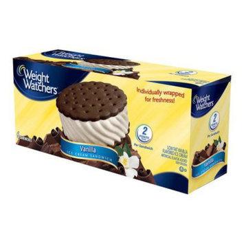 Weight Watchers Weight Watcher Vanilla Ice Cream Sandwich 6 pack