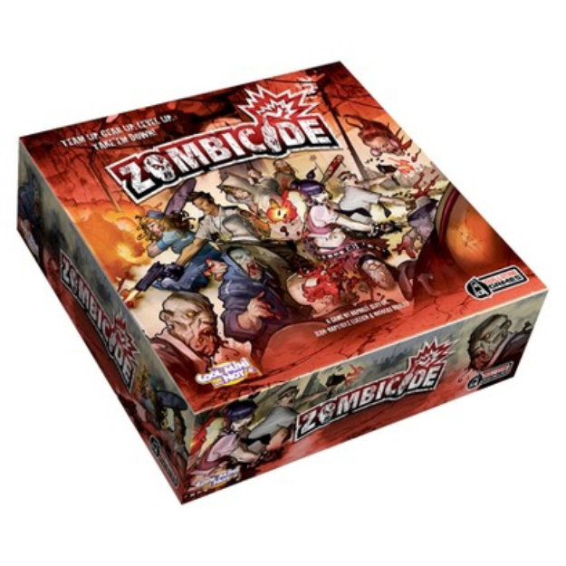 Guillotine Games Zombicide Board Game