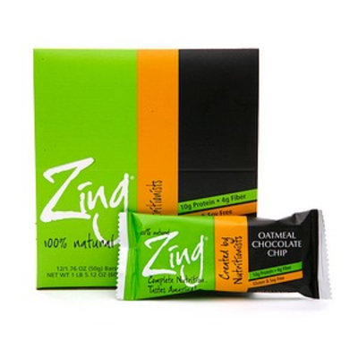 Zing Nutrition Bars