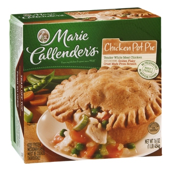 Marie Callender's Pot Pie Chicken