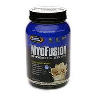 Gaspari Nutrition MyoFusion Protein Probiotic Series Delicious Vanilla